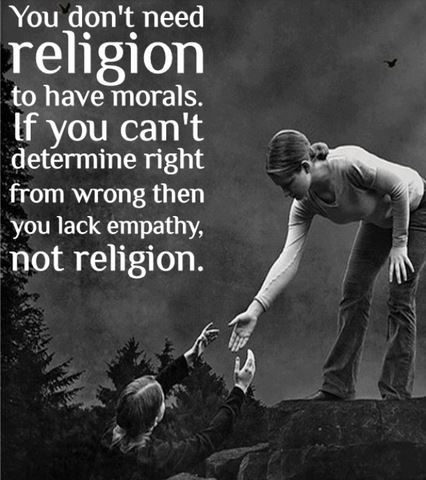 Morals and Religon